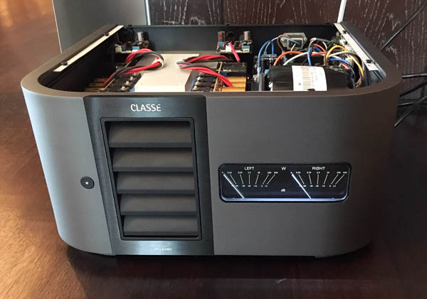 delta 3 stereo amplifier from class. Black Bedroom Furniture Sets. Home Design Ideas