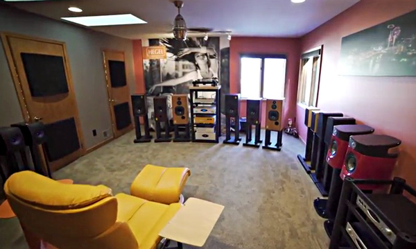 Nordost & Cambridge Audio Seminar in Pittsburgh Saturday