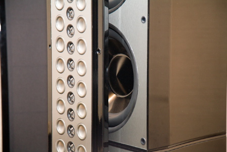 Humongous Mcintosh Speaker Stereophile Com