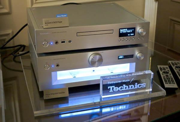 Panasonic SL-G700 - Ultimate audio disc and media machine