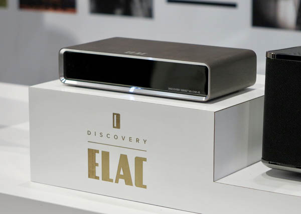 Elac's Discovery