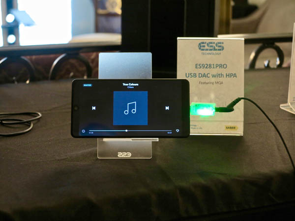 MQA Advances and More Encountered at CES   Stereophile com