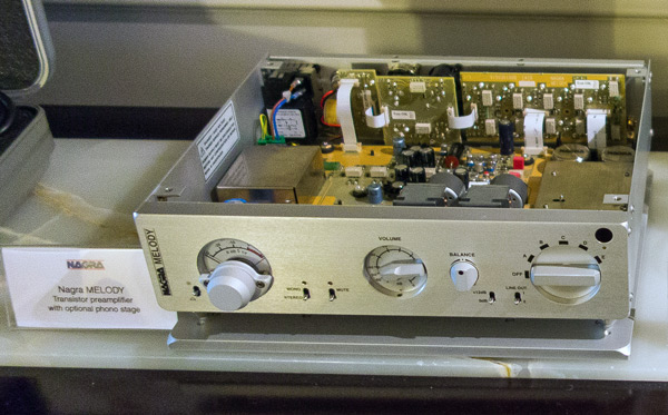 Nagra Melody Stereophile