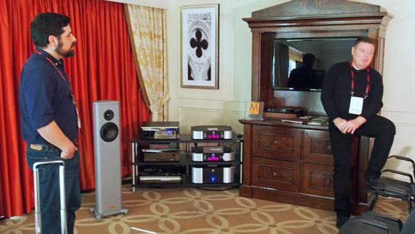 AudioQuest Compares AC Cables