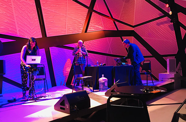 Immersive Audio at National Sawdust