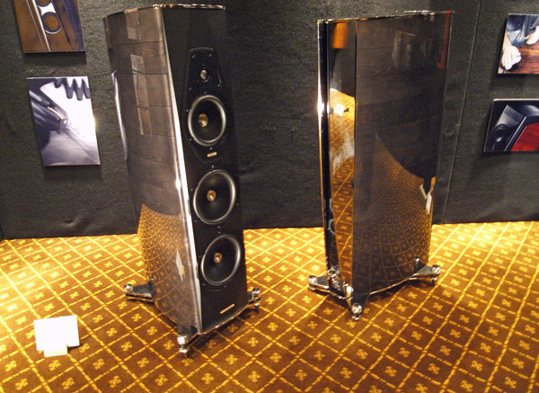 Sonus faber amati futura for 5th element salon