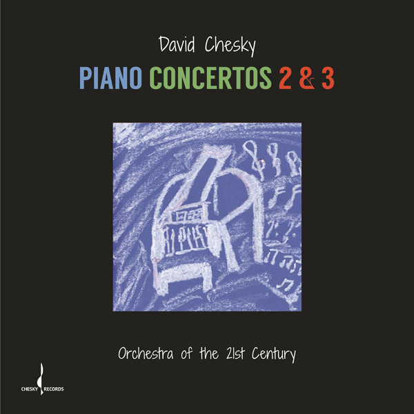 Two Piano Concertos from David Chesky