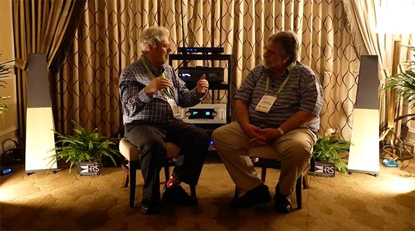 Vandersteen's Richard Vandersteen Talks Loudspeakers