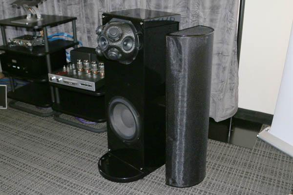 Endow Audio T35 Speaker, Hegel H590 Integrated Amplifier, VAC Sigma 170i Integrated Amplifier