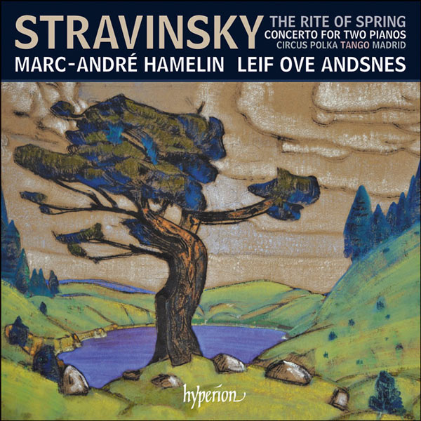 Stravinsky's Rite and More 4 2 and 4