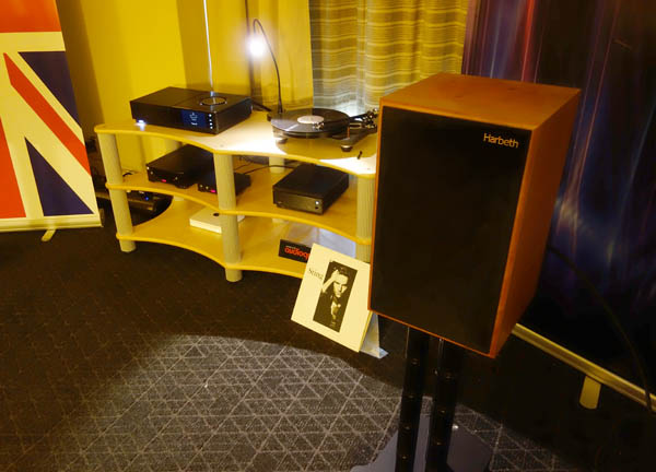More from Art's Day One at the Montreal Audio Fest