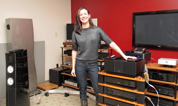 Raidho 2 1 Speaker Premieres As Naim Streams Stereophile Com