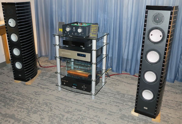 Jason Discovers More Fine Sound on Day One | Stereophile com