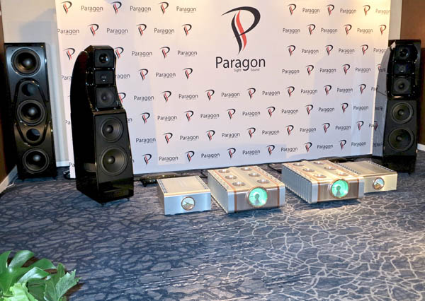 Wilson Alexx Loudspeakers, D'Agostino Momentum HD Preamp, dCS Vivaldi One Digital Front End, and Stromtank 2500 AC Power Source