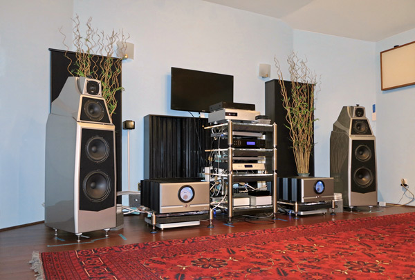 Building a Sound Room: A Personal Journey | Stereophile com