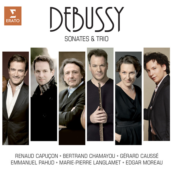 Debussy Sonatas and Trios: Unforgettable Color and Texture