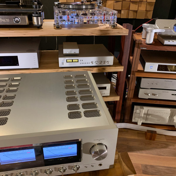 Luxman Open House at Audio by Mark Jones