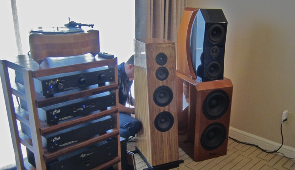 Tom Norton on Trade Day | Stereophile com