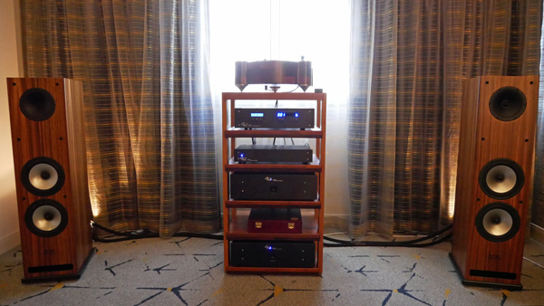 Jana Starts Her Second Day at the LA Show | Stereophile com