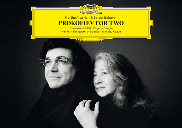 Prokofiev For Two and a Half