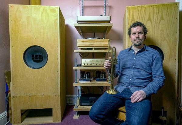 Musicians As Audiophiles: David Smith