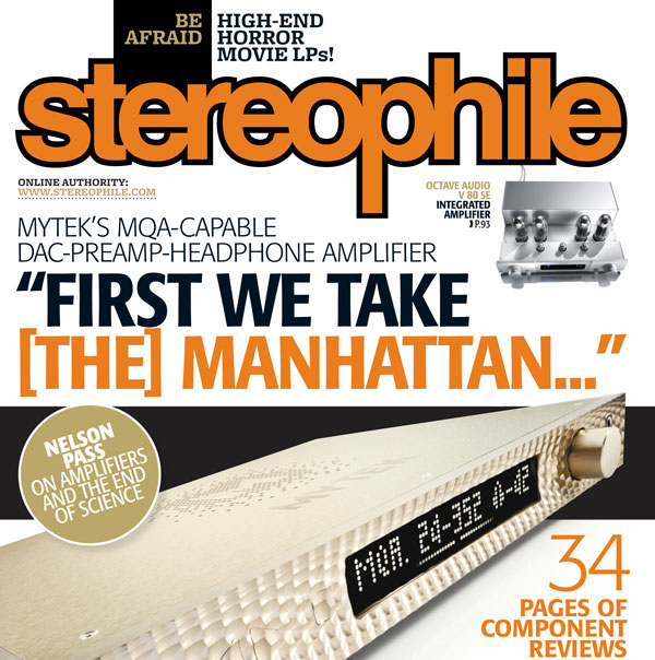 The September Stereophile Is Here!