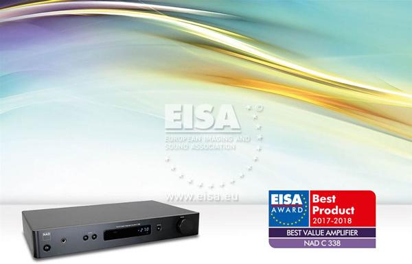 The 2017-2018 EISA Hi-Fi Expert Group Citations