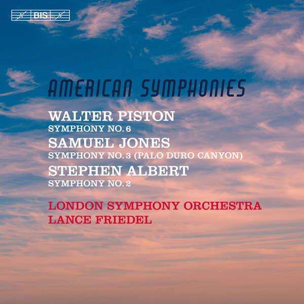 A Big Surprise Among Three American Symphonies