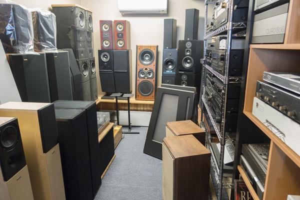 Toronto: Angie's Audio Corner Opens an Annex