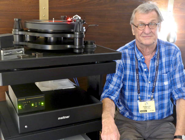 EMM Labs Optical Equalizer Phono Stage, Focal Utopia Scala V2 Loudspeakers, Kimber Kable Interconnects and Speaker Cables