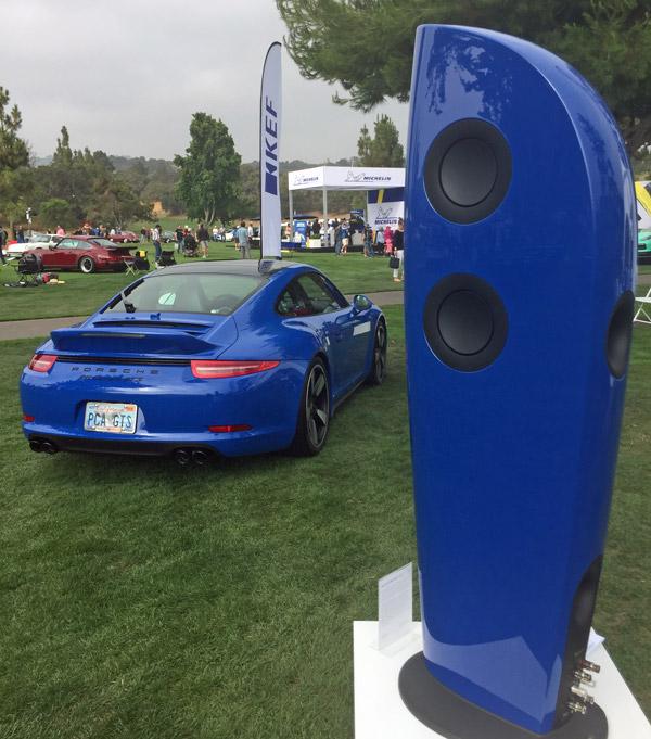 KEF Meets Porsche in California