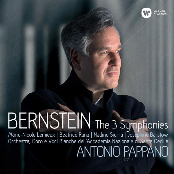 Bernstein's Serious Symphonic Side