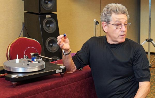 NY Audio Show 2014: Michael Fremer's Turntable Seminar