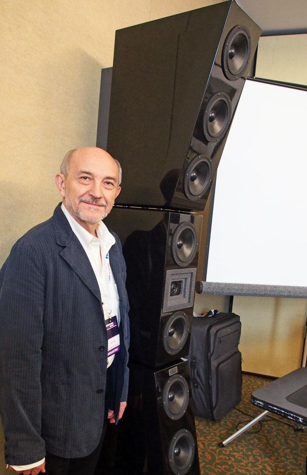 NY Audio Show 2014: Saturday Evening