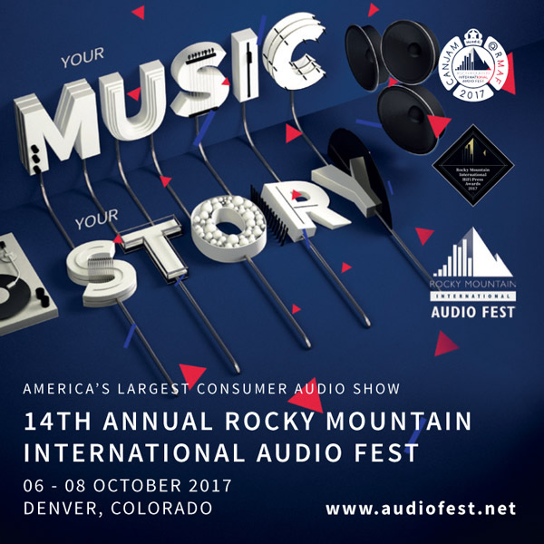 Rocky Mountain Audio Fest Starts Friday