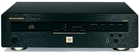 Marantz SA8001 SACD player | Stereophile com