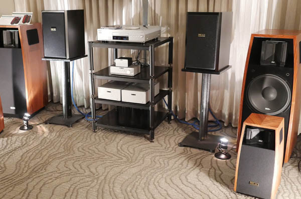 Jana's Final Rooms at the Denver Show | Stereophile com