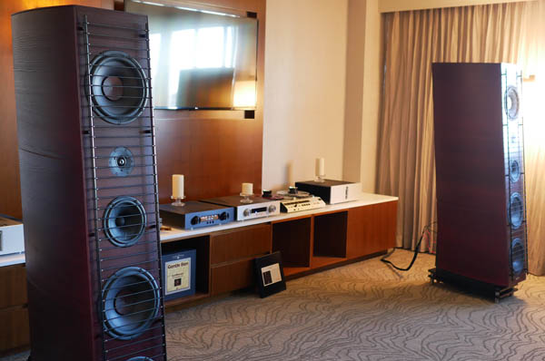Jana's Final Rooms at the Denver Show   Stereophile com