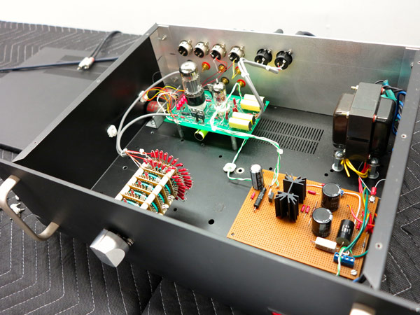 Burning Amp's Slow Burn | Stereophile com