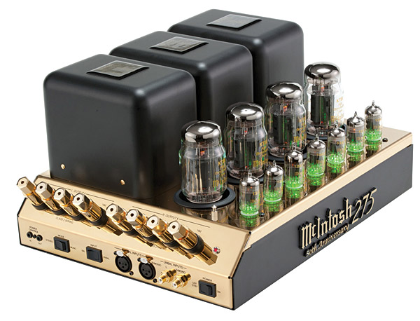 McIntosh Laboratory MC275 50th Anniversary Limited Edition power amplifier