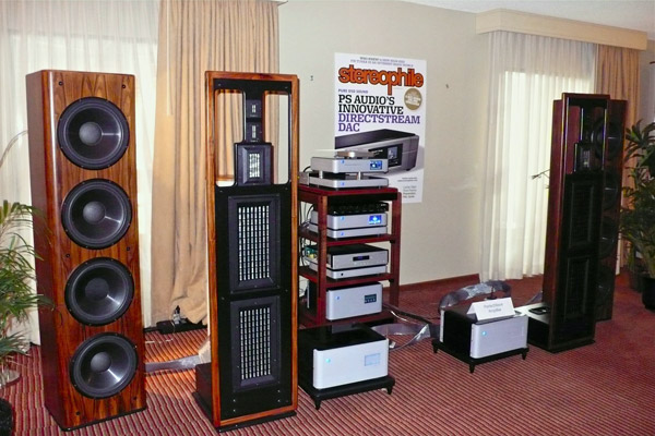 Rmaf 2014 Reichert Ongoing Stereophile Com