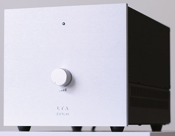 Linear Tube Audio ZOTL40 Mk.II power amplifier