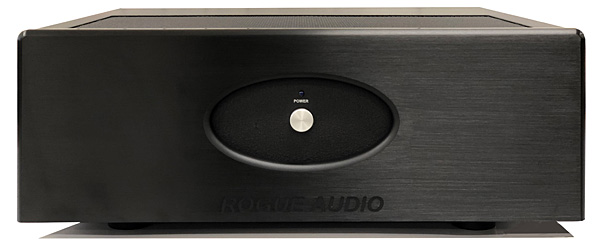 Rogue Audio Stereo 100 power amplifier