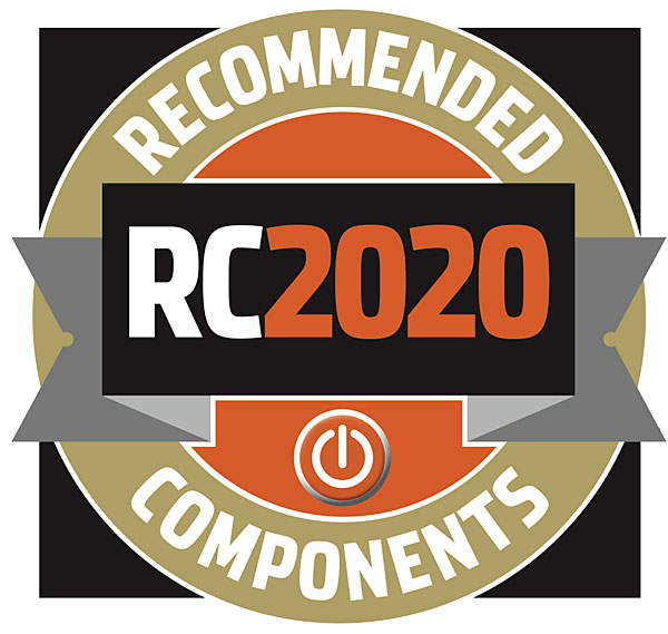 Recommended Components: Fall 2020 Edition
