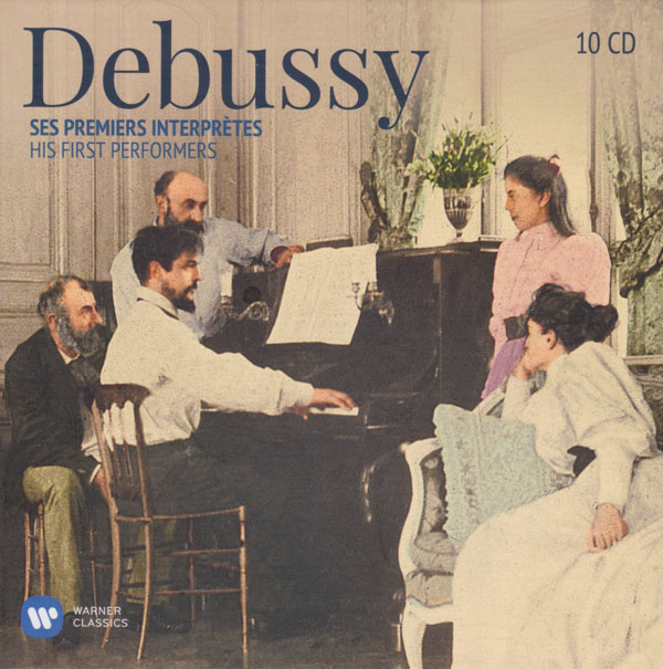 Debussy As Close as We Can Get