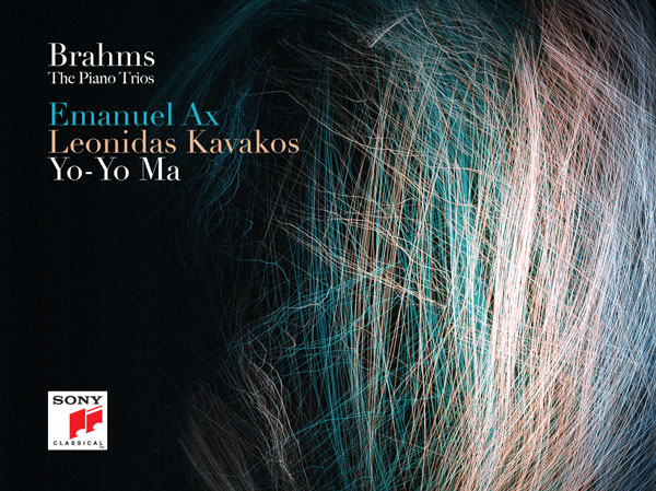 Brahms Piano Trios from Ma, Ax, and Kavakos