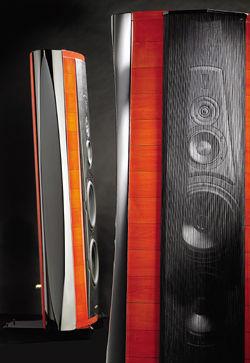 Sonus Faber Stradivari Homage loudspeaker | Stereophile com