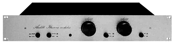 Audible Illusions Modulus preamplifier