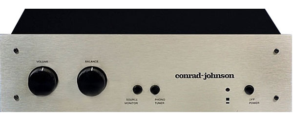 Conrad-Johnson PV-4 preamplifier