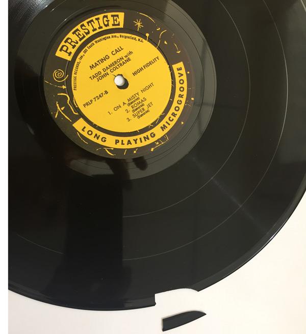 Vintage Vinyl Meets the USPS
